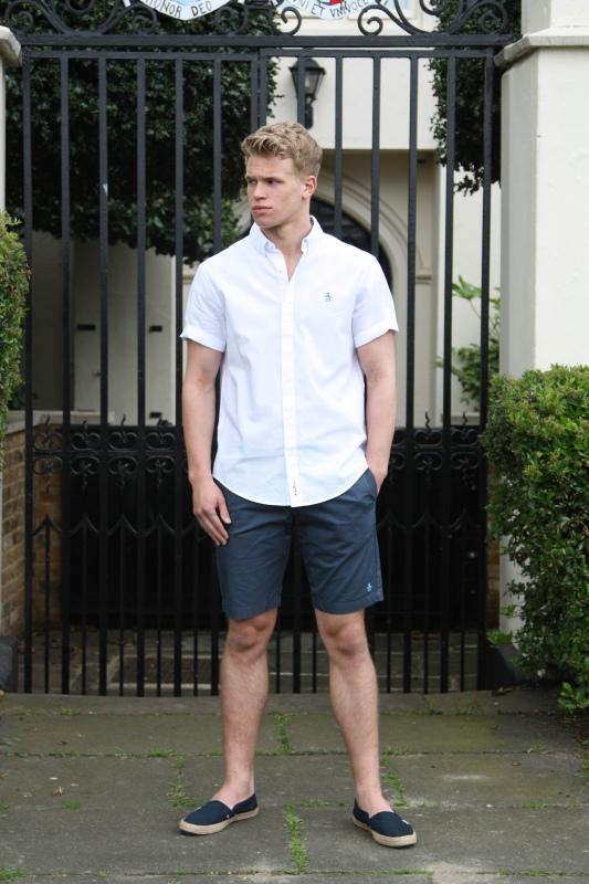 Men in White. | Prestige-The Man Store